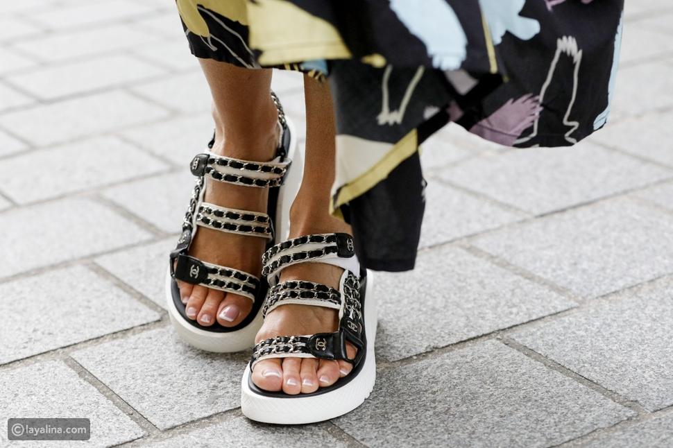 أحذية مكتنزة Chunky