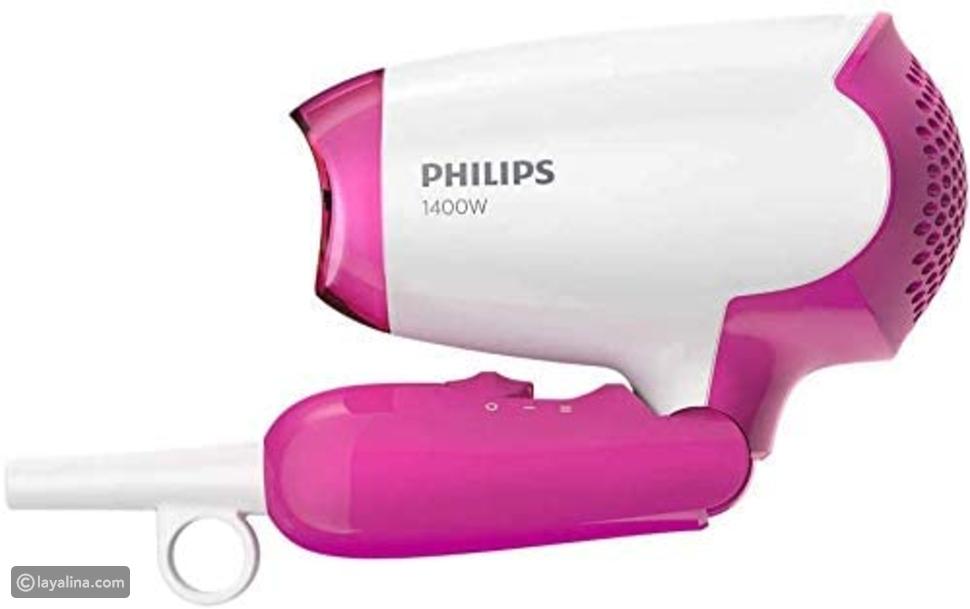 فيليبس مجفف شعر مزود بميزات الحماية الحرارية BHD003/03