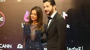 قصة الفيديو المسرب الذي تسبب في شائعة طلاق داليا مصطفى وشريف سلامة
