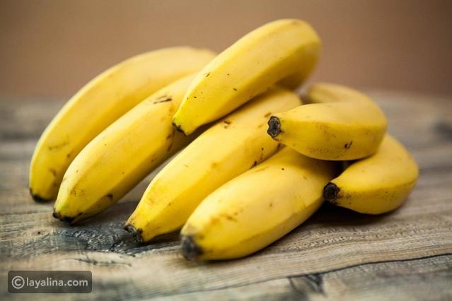 كم سعرة حرارية في الموز؟