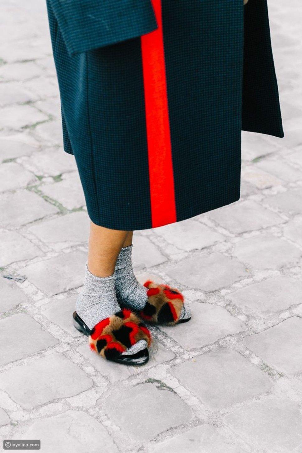 أحذية سليبرز