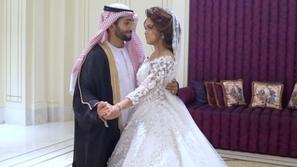 بروفة زفاف مشاعل الشحي وأحمد خميس الثاني وهكذا أحرجها بتعليق يخص وزنها