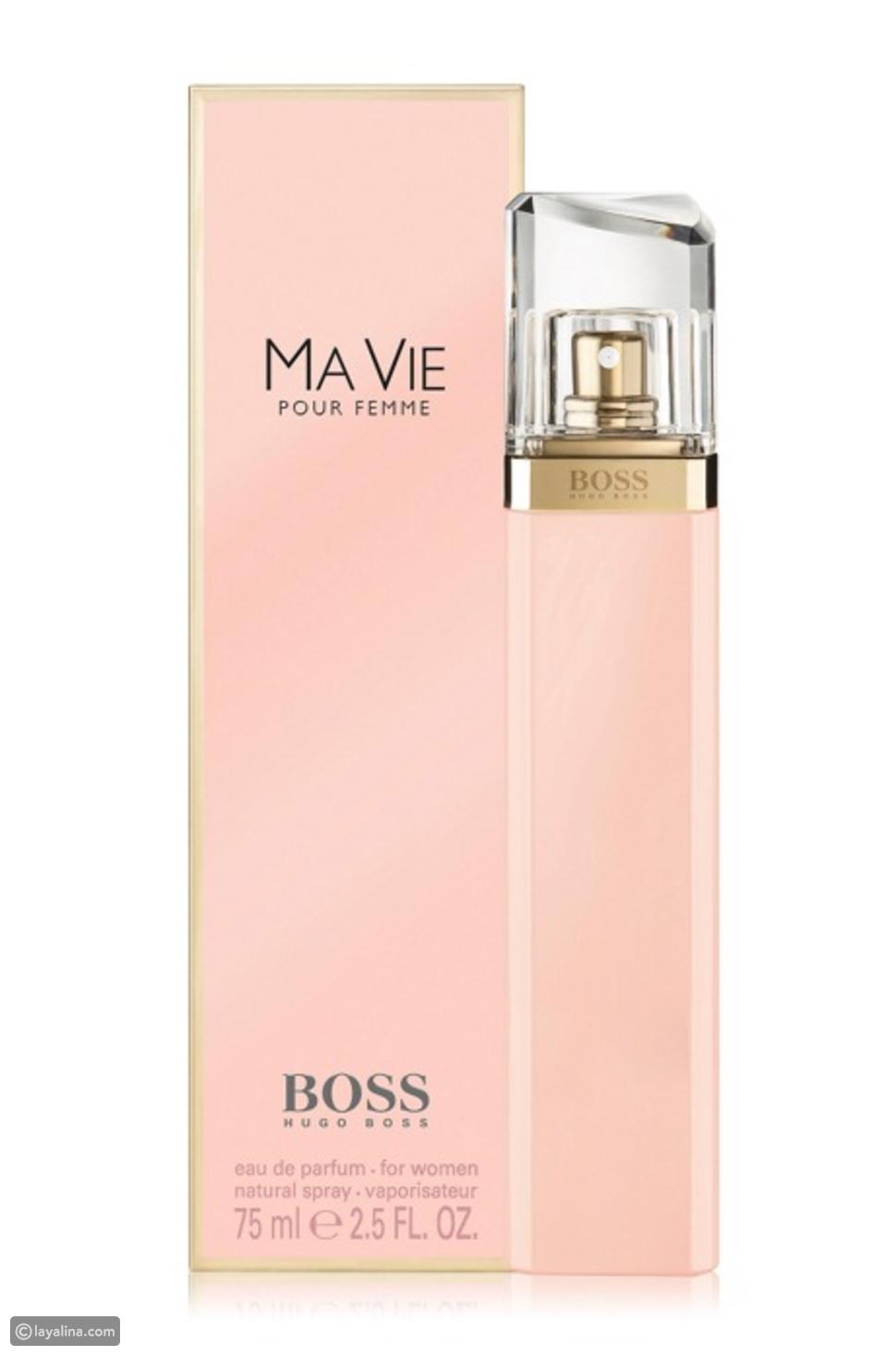 عليك تجربة عطر Boss Ma Vie من Hugo Boss