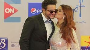 تفاصيل مشاجرة أحمد الفيشاوي وزوجته في الجونة التي انتهت بشكل صادم!