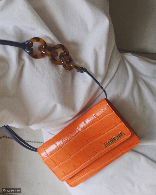 حقيبة جاكيموس لو ريفييراJacquemus Le Riviera Bag