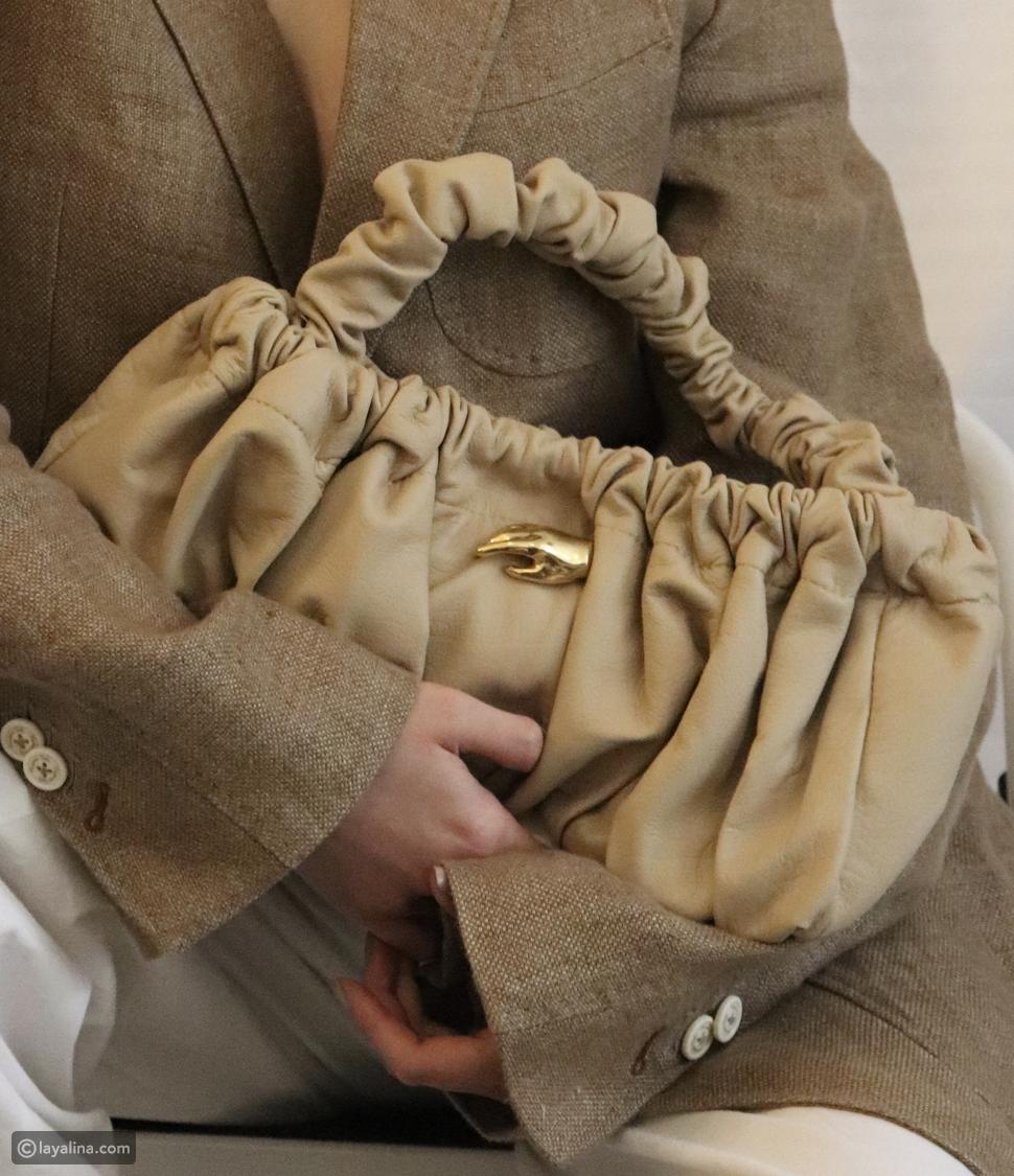 حقيبة مارارجينت بيير روتشيد بمقبض علوي