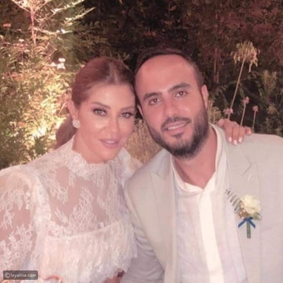 صور زفاف كارلا حداد