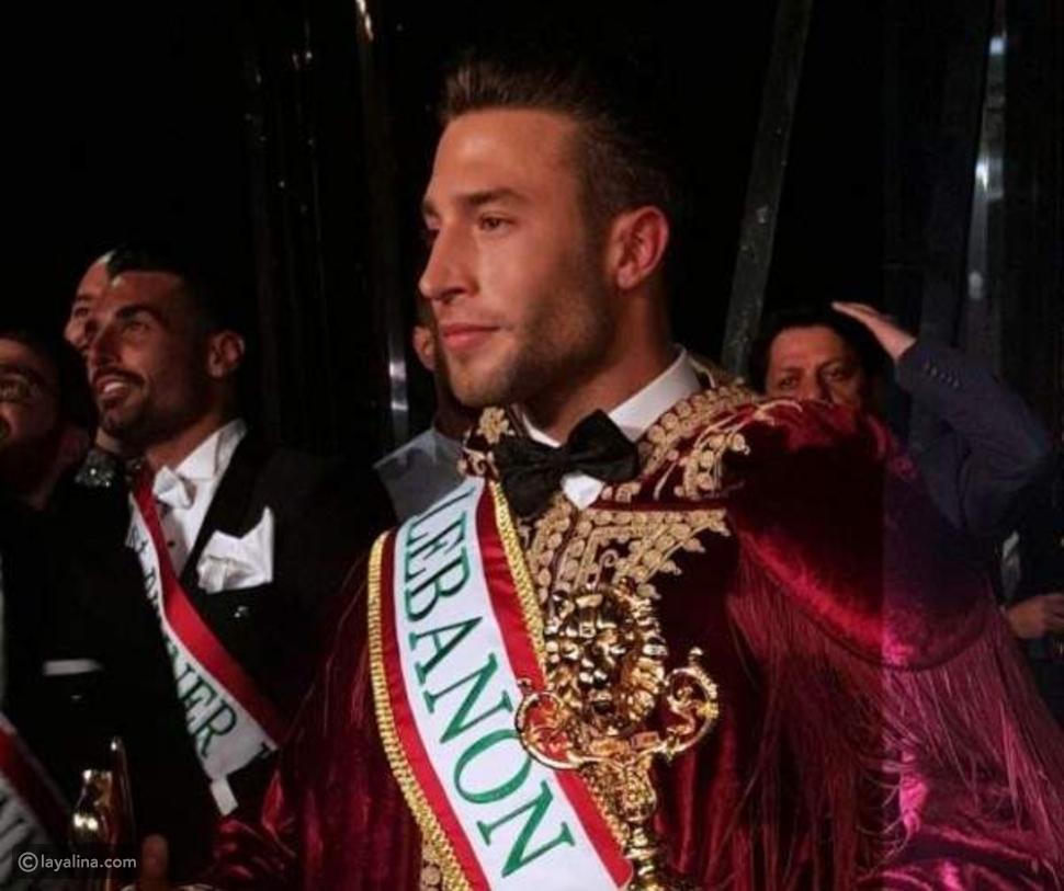 ملك جمال لبنان 2017 مايكل خوري