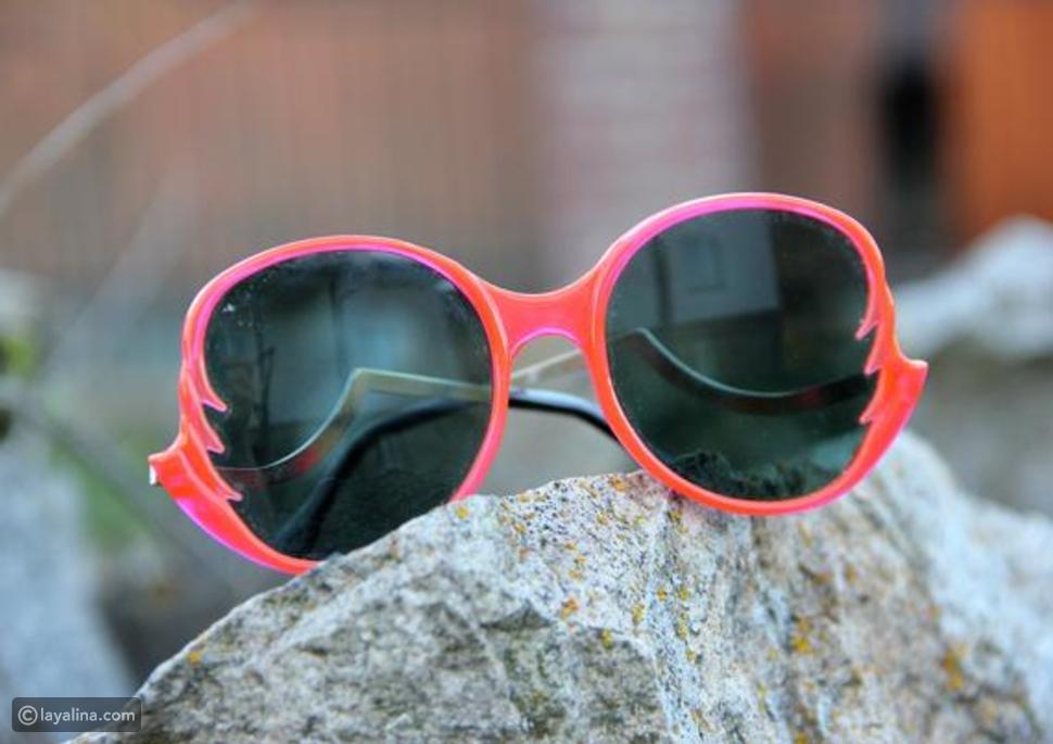 النظارة الشمسية  لعيد الأم 2019