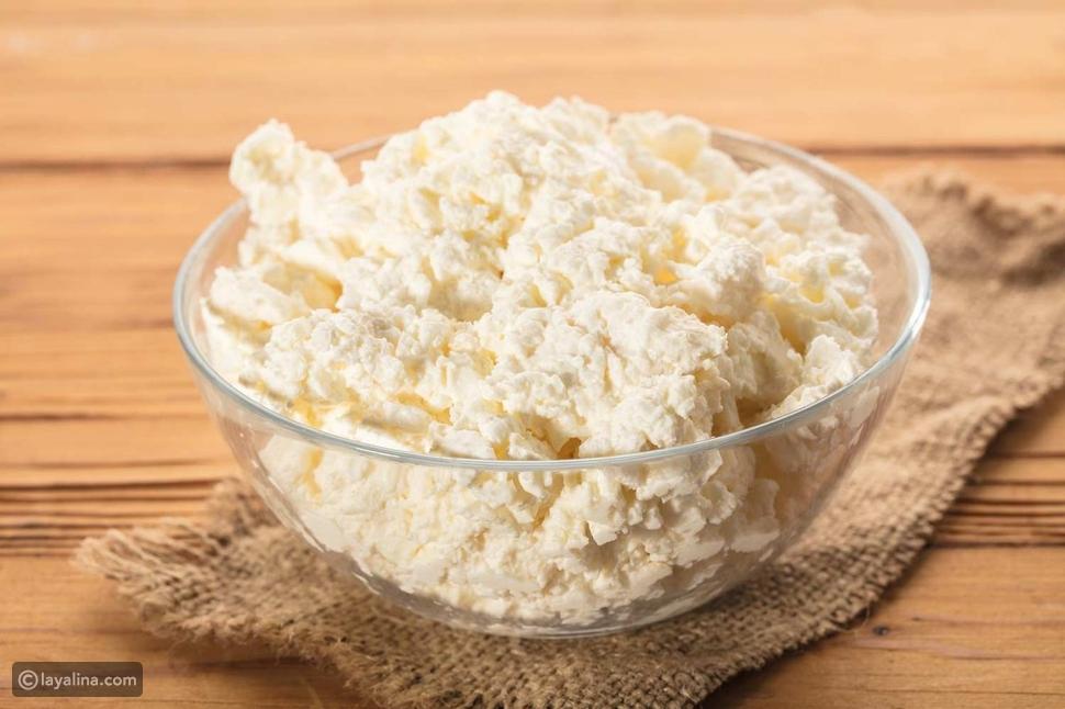 رجيم الجبنة القريش والخبز لخسارة الوزن