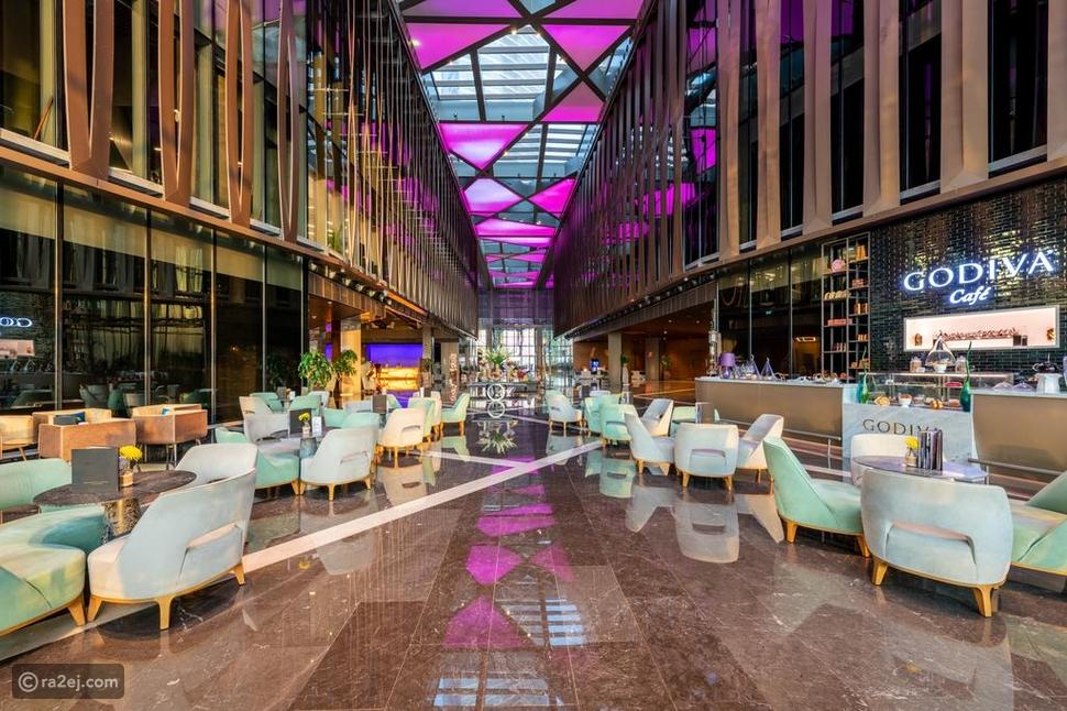 مقهى جوديا كافيه الجديد - فندق ريكسوس بريميوم دبي