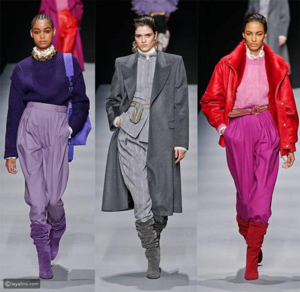 حيلة جديدة لتنسيق الأزياء