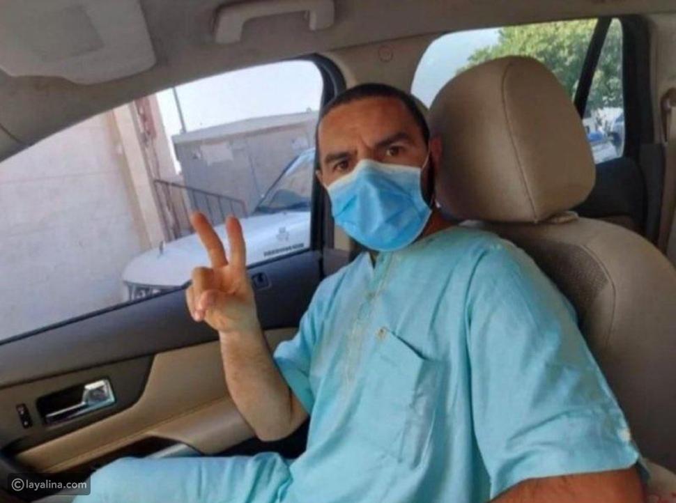 السعودي أبو الفدا بأول ظهور بعد سجنه لمدة شهر