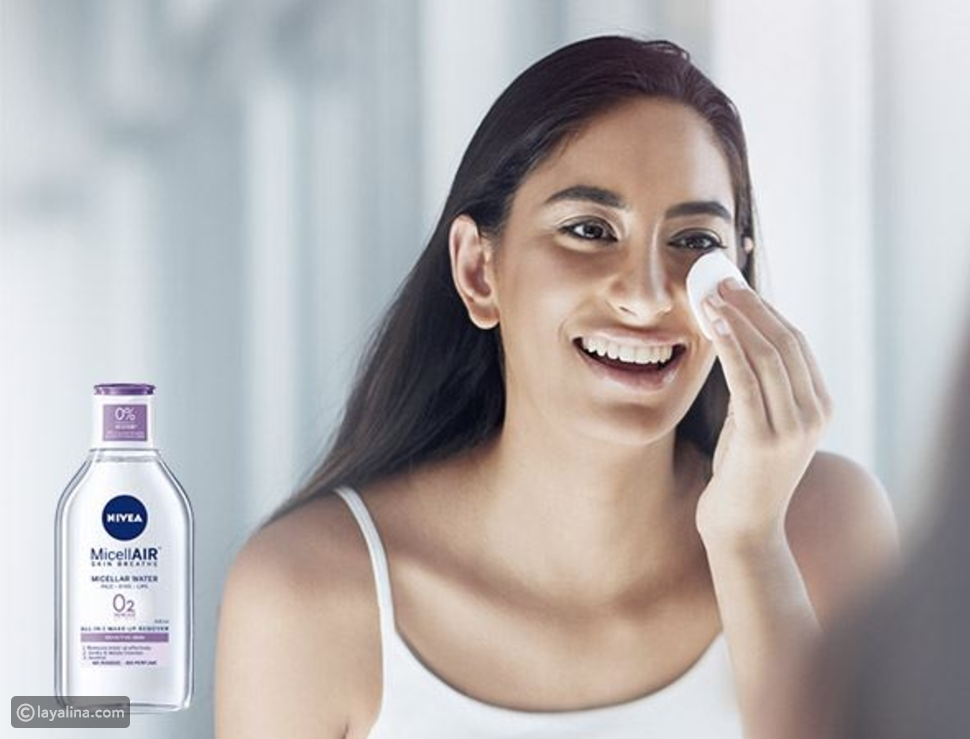 Micellar Water for Sensitive Skin  من NIVEA