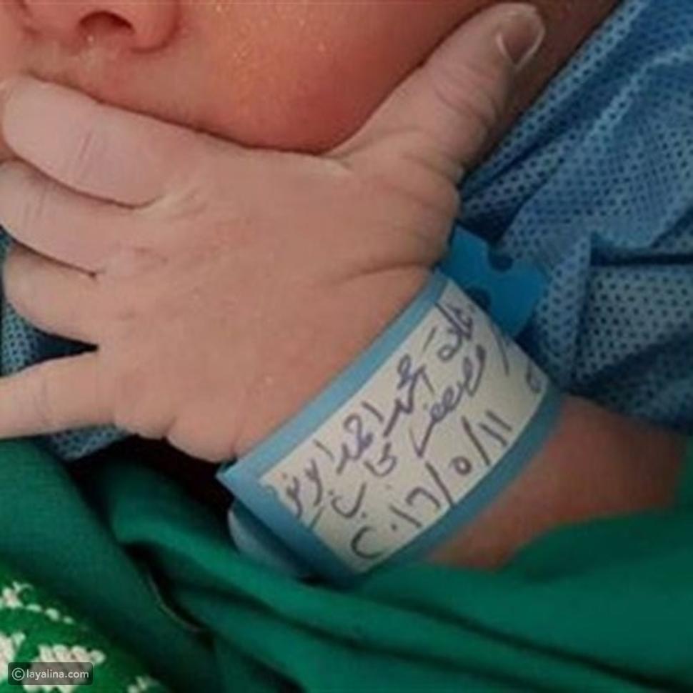 وائل نور أصبح أباً بعد وفاته بـ10 أيام! شاهدوا صورة المولود الجديد وهذا هو اسمه