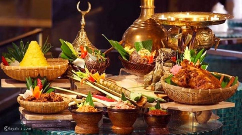 بوفيه رمضان