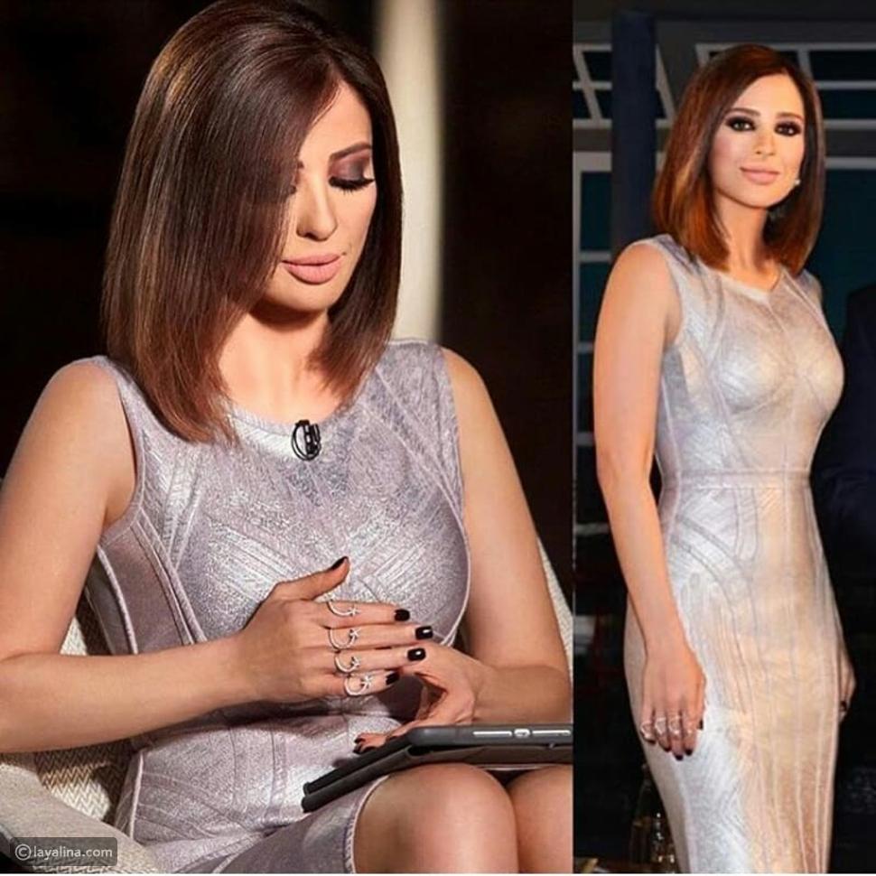 تعرفوا على سعر فستان وفاء الكيلاني في أول حلقة من برنامج تخاريف