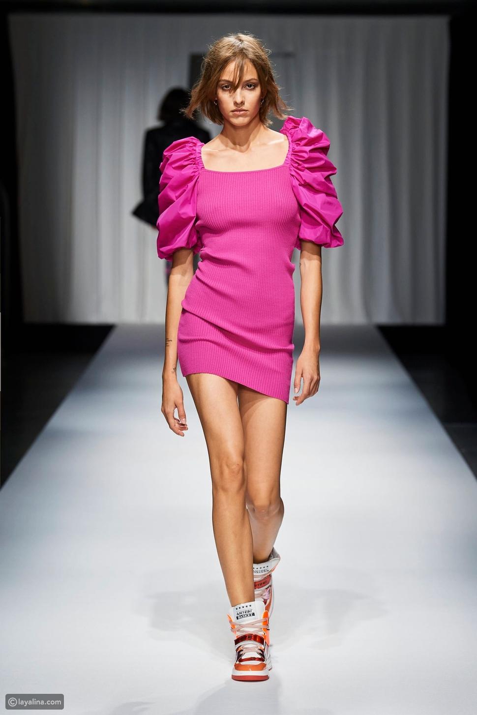 اللون الورديMagenta