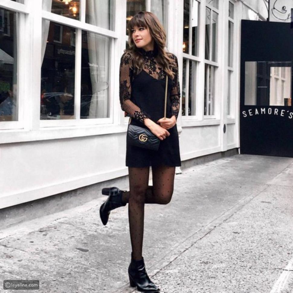 حذاء الكاحل الشتوي