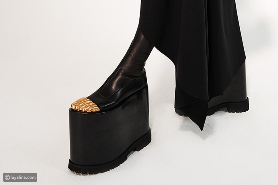 أحذية بلاتفورمعالية الكعب