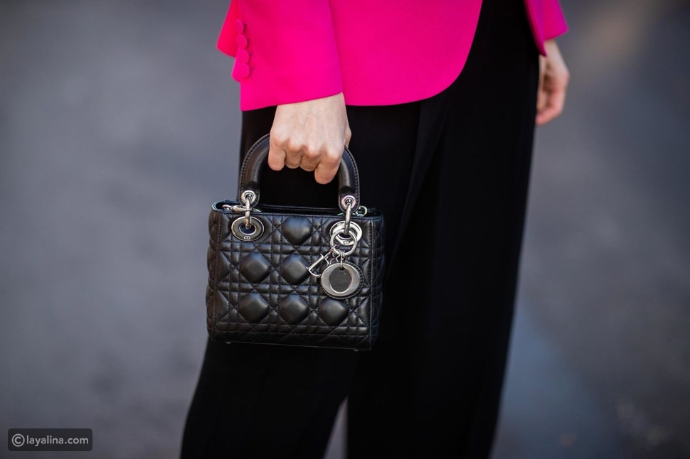 حقيبة Lady Dior
