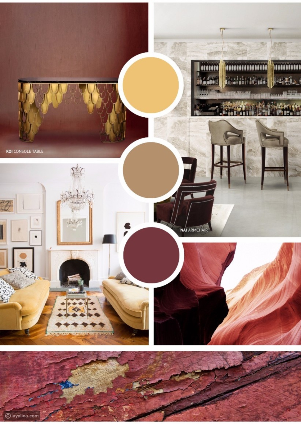 اخترنا لكم باقة من أجمل ألوان طلاء الجدران لعام 2018
