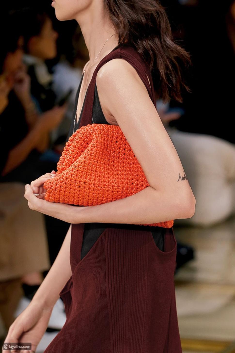 حقيبة The Pouch من بوتيغا فينيتا