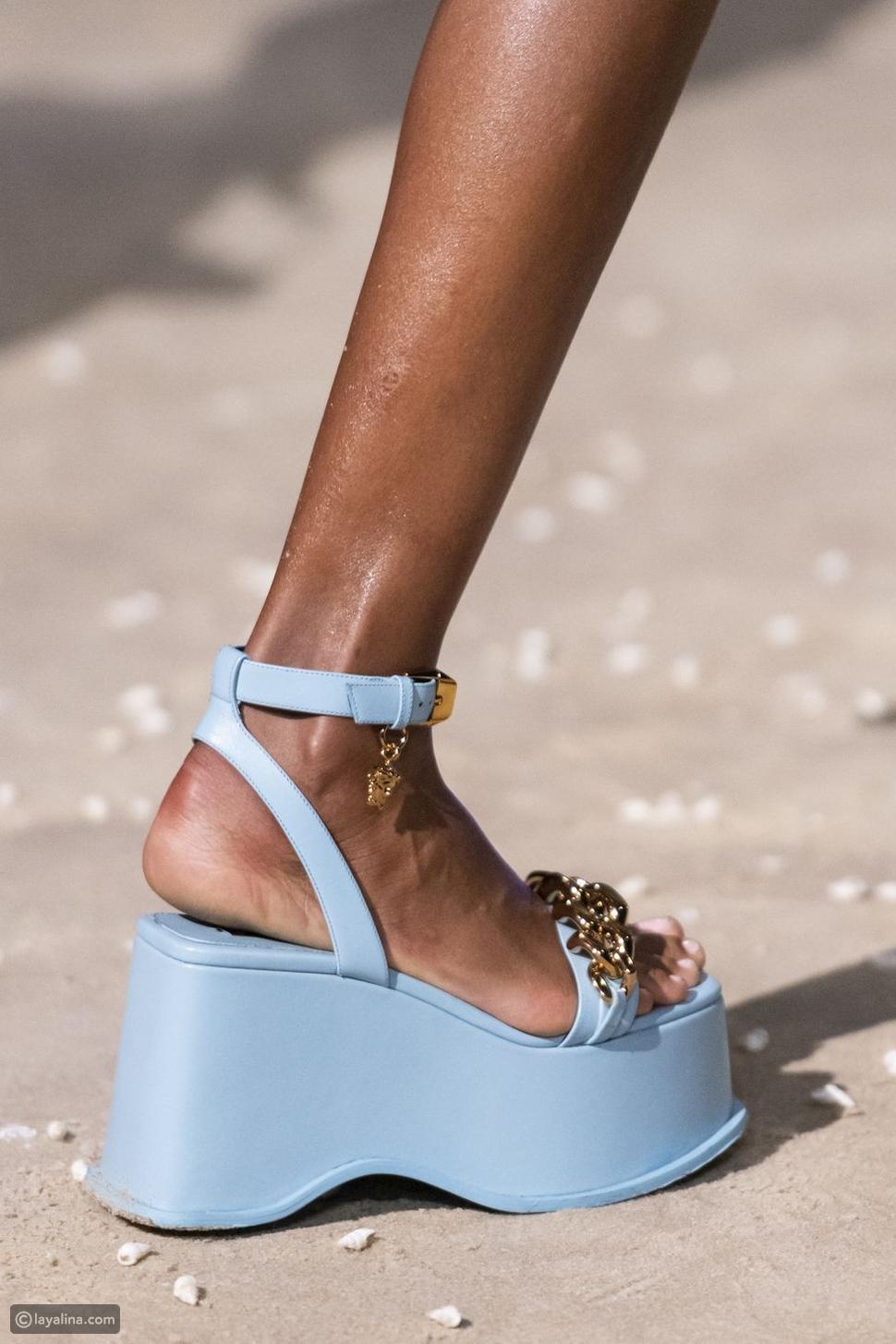 أحذية بلاتفورمFlatforms