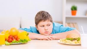 كيفية انقاص الوزن للأطفال
