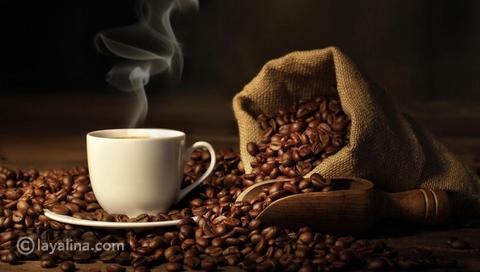 أضرار القهوة ليالينا