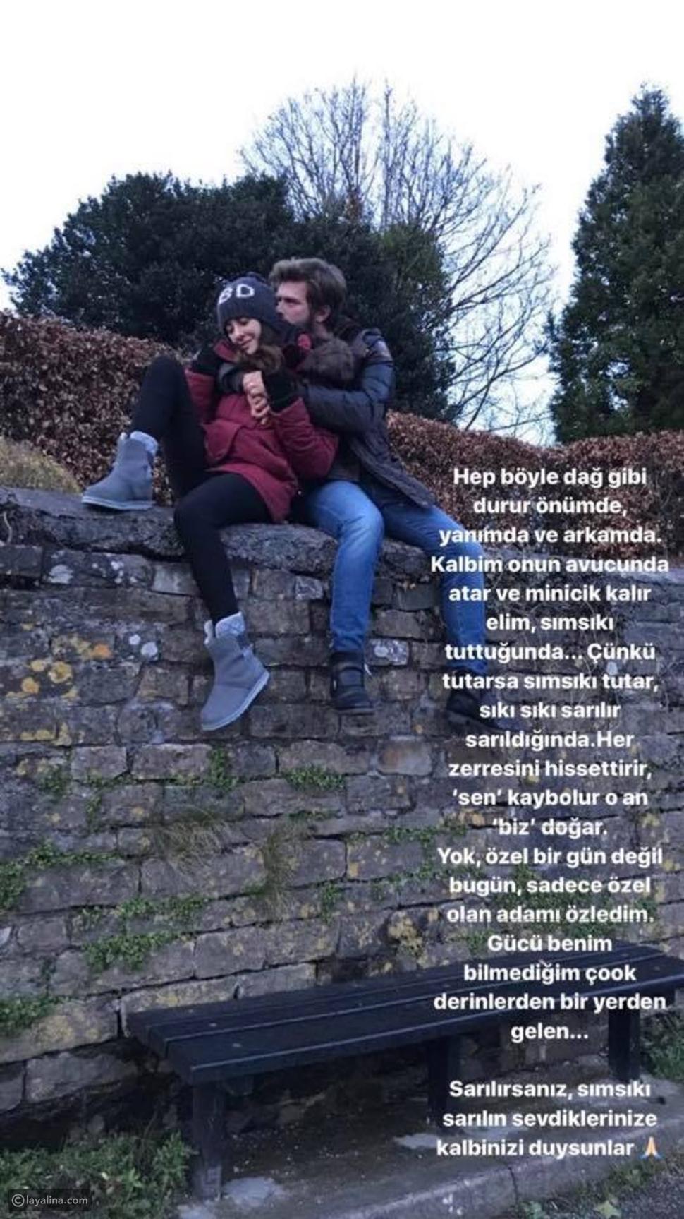 رسالة باشاك ديزار لزوجها كيفانش تاتليتوغ