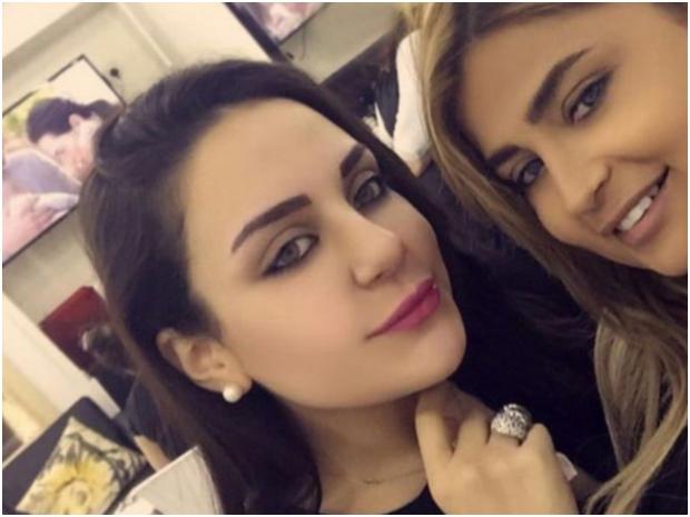 زينب ابنة هيفاء وهبي تثير الجدل بمنشوراتها مؤخراً