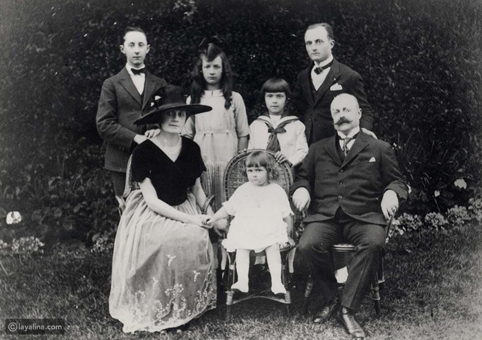 عائلة كريستيان ديور