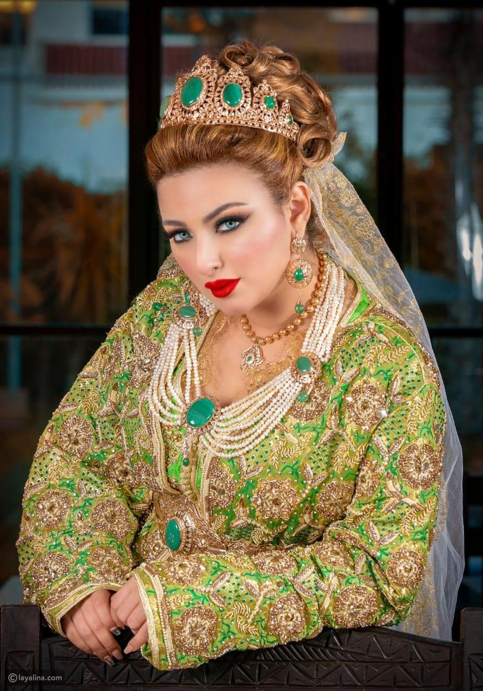 فساتين زفاف  أسماء السويحلي