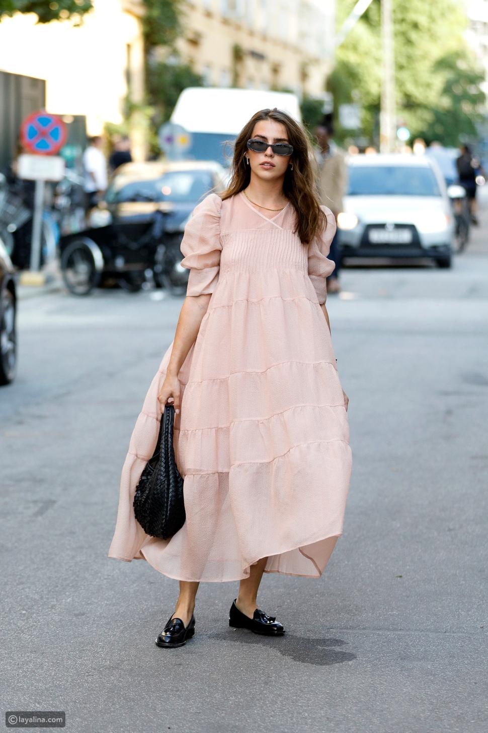 الفستان المتدرج