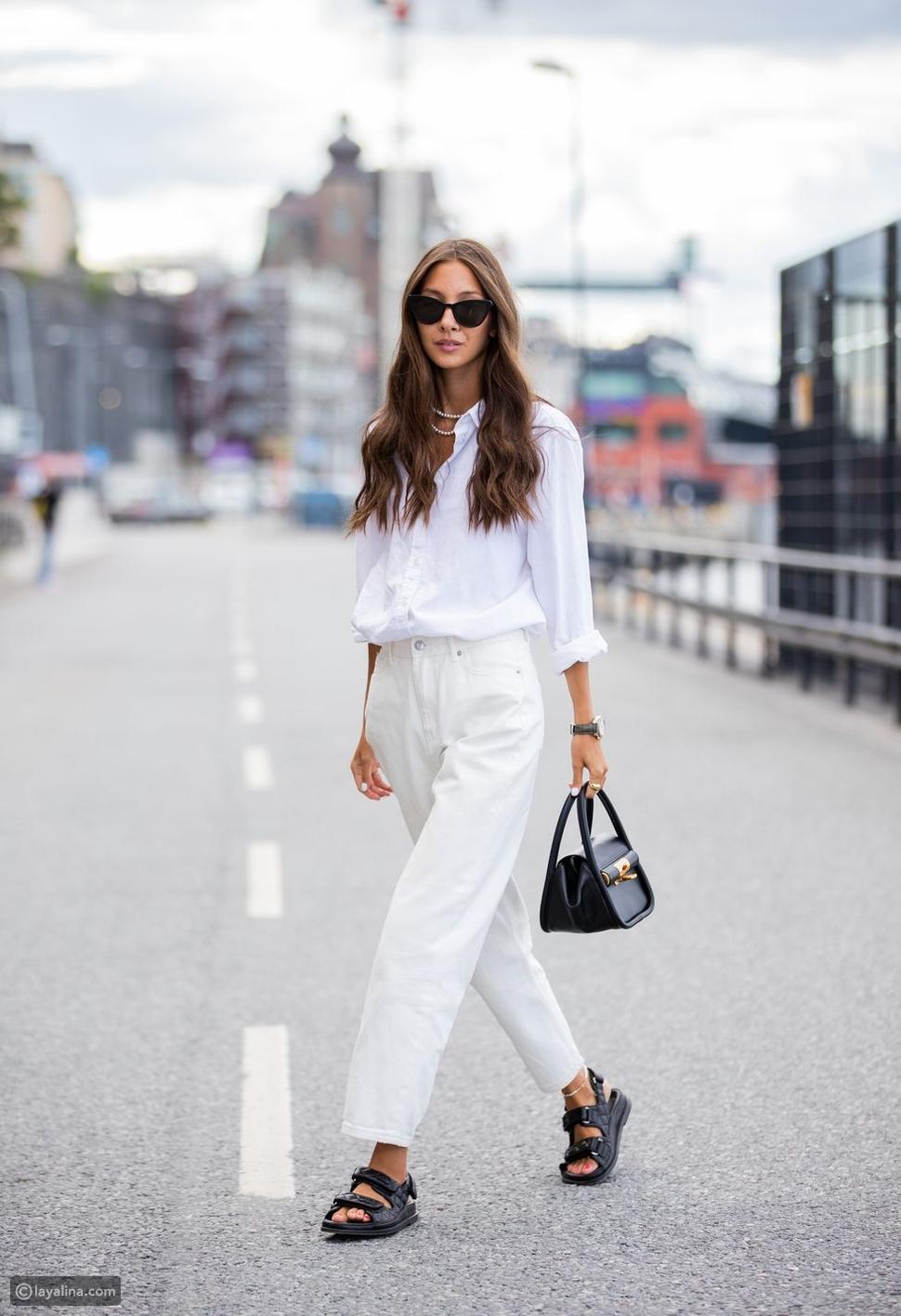 ملابس أساسية لإطلالة مريحة مناسبة للعمل