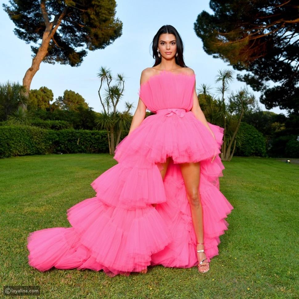 عارضة الأزياء العالمية كيندال جينر