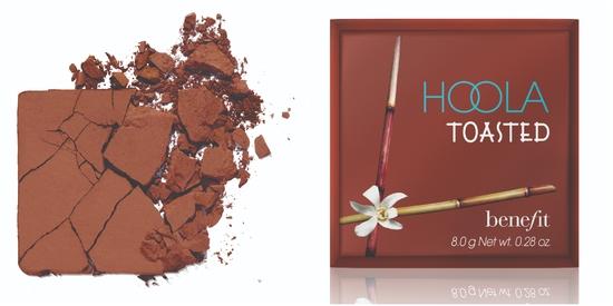 بودرة برونز هولا غير اللامعة Hoola Bronzer من بنفت كوزمتيكس Benefit Cosmetics