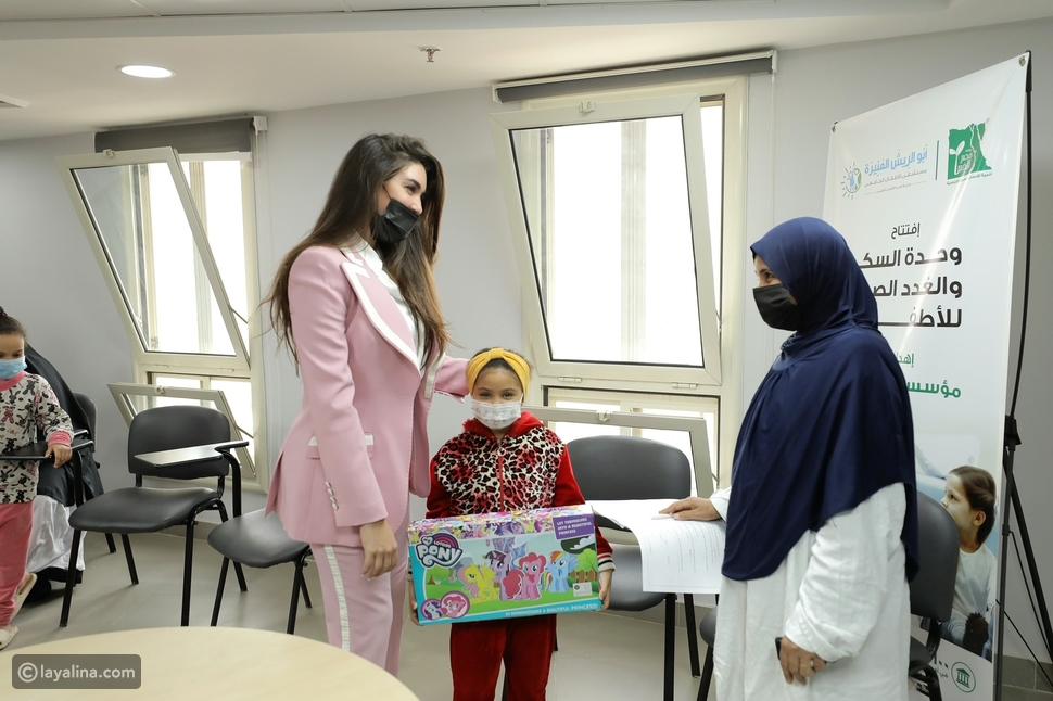 انتقادات واسعة لياسمين صبري بعد زيارتها لمستشفى أطفال: هذا ما فعلته