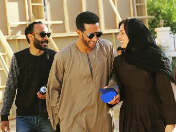 شائعة زواج حلا شيحة ومحمد رمضان تتصدر من وقت لآخر
