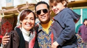 صور عفوية لمحمد رمضان وحلا شيحة من الجونة تعيد خبر زواجهما للصدارة!