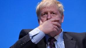إصابة رئيس الوزراء البريطاني بوريس جونسون بفيروس كورونا