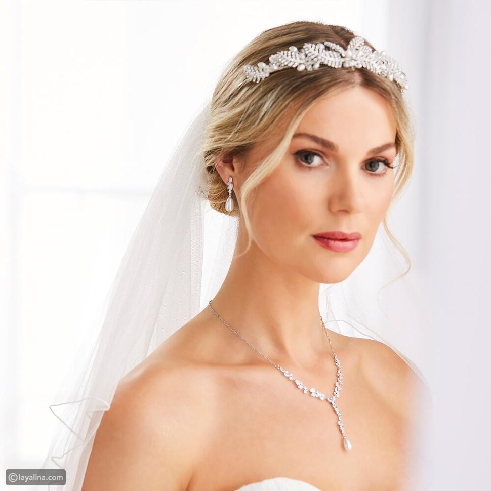 مجوهرات الزفاف
