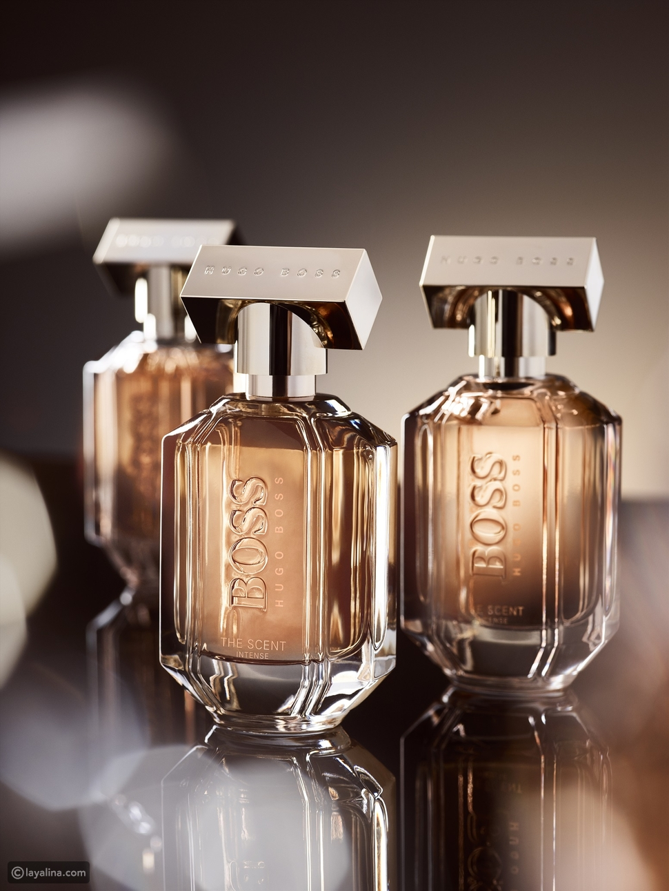 The Scent Intense