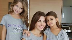 ابنة نانسي عجرم كما لم ترونها من قبل: مكياج ثقيل وطرافة لا توصف
