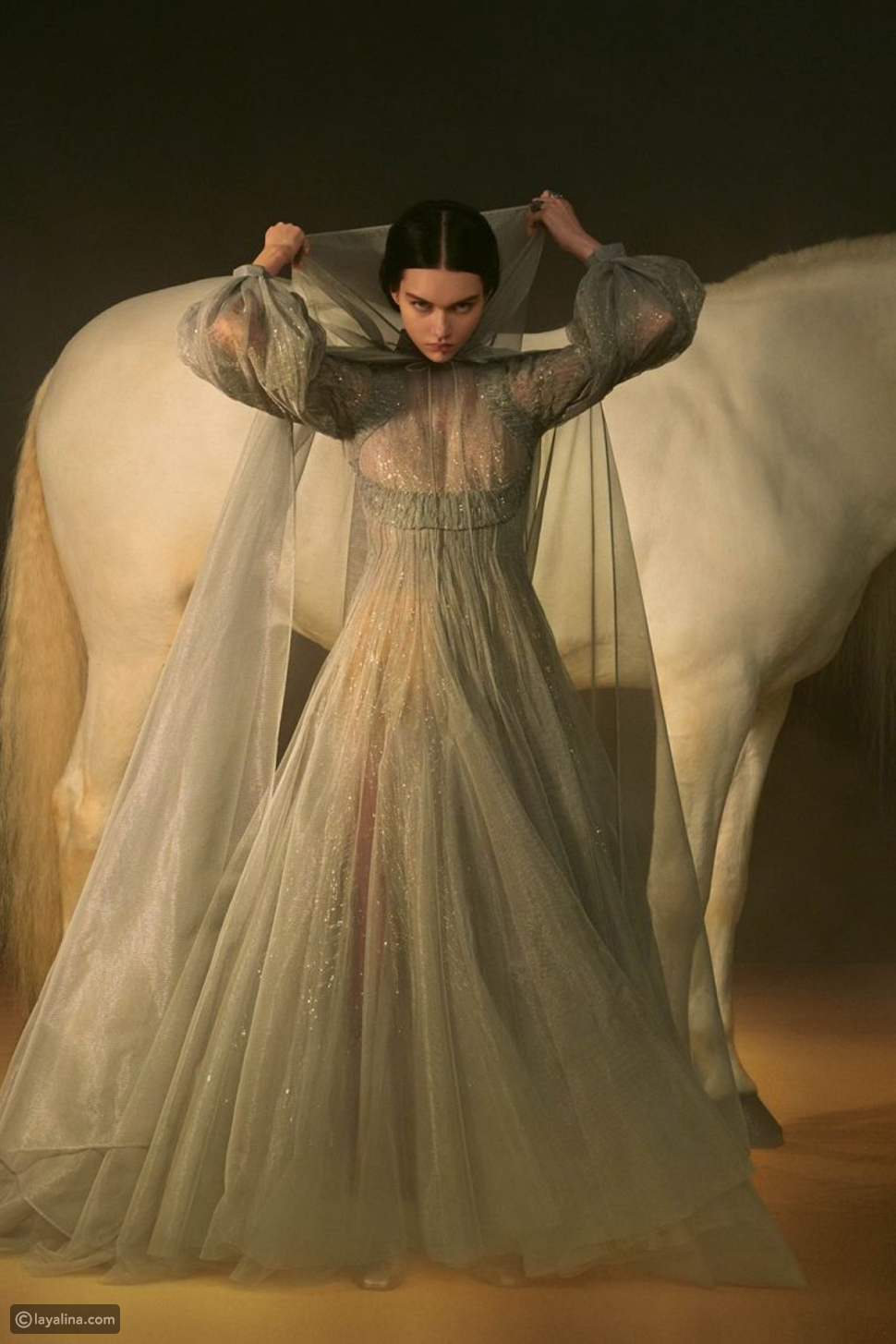 فستان من Dior