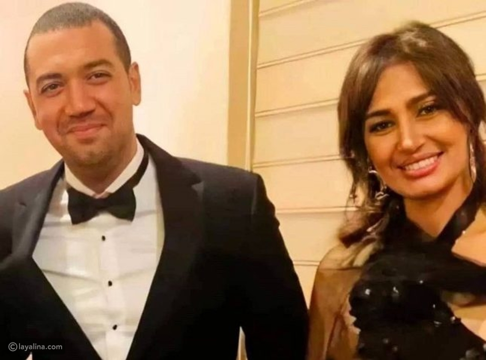 غدًا عقد قران حلا شيحة ومعز مسعود