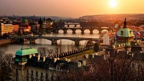 العاصمة التشيكية براغ ... المدينة الذهبية وقلب أوروبا