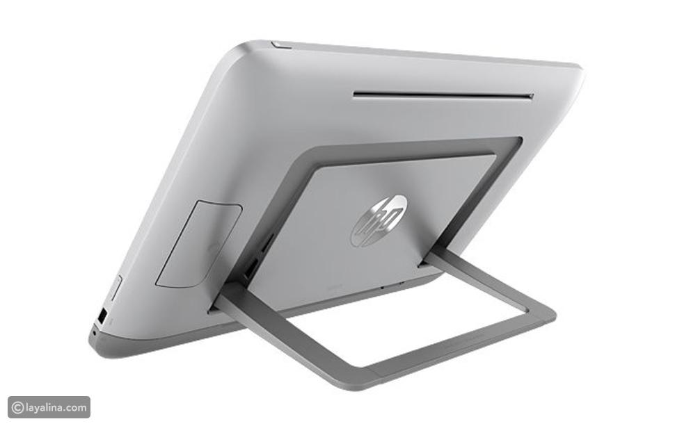 اتش بي تكشف عن جهاز حاسوب مكتبي لا يحتاج إلى مكتب