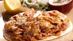كيفية تحضير شاورما دجاج